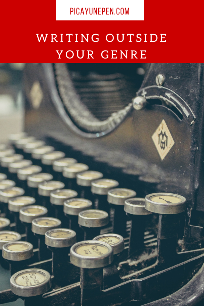 Writing Outside Your Genre