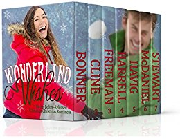 Wonderland Wishes Novella Collection