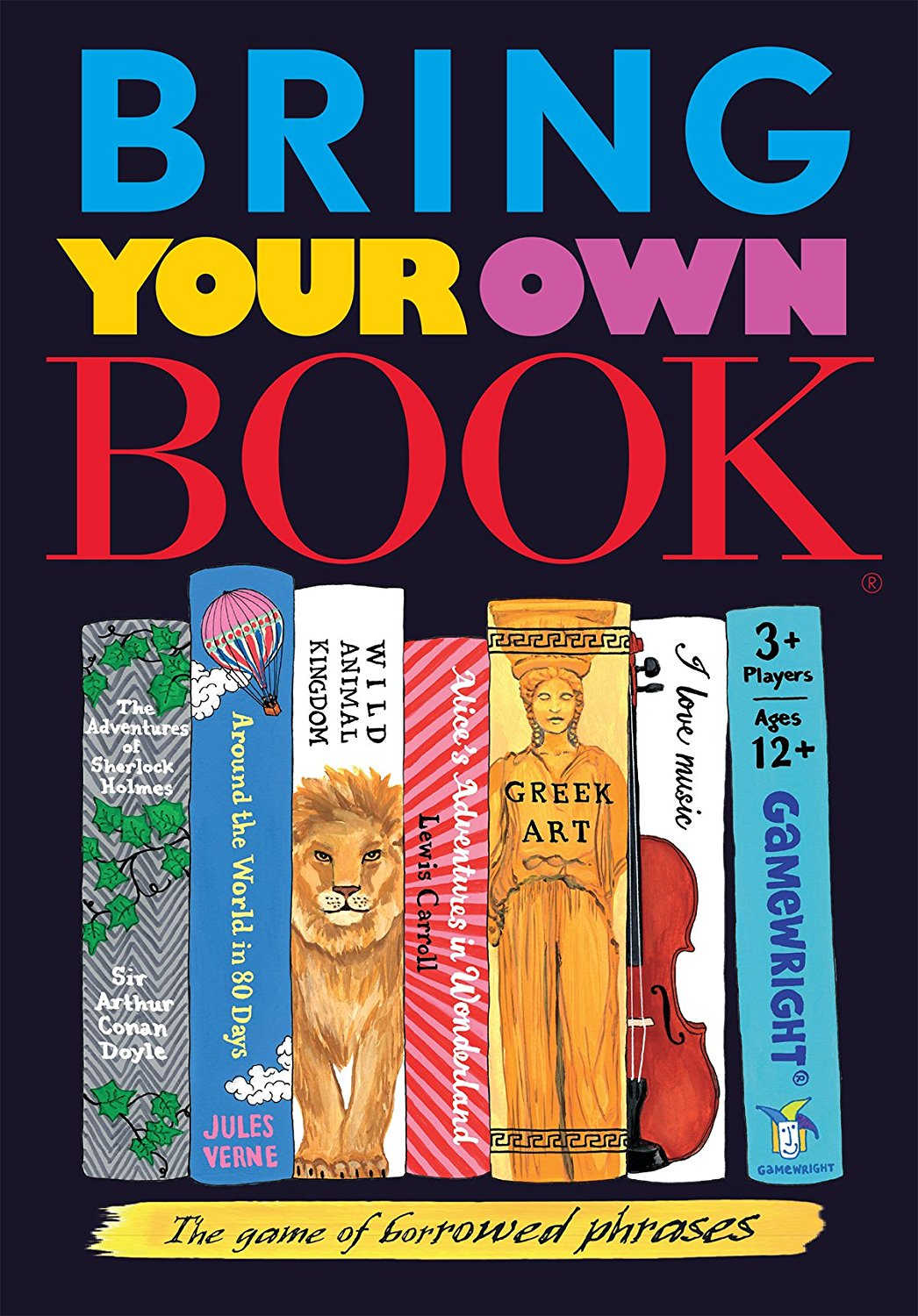 Picayune Pen | Gifts for Bookworms | Bring Your Own Book game