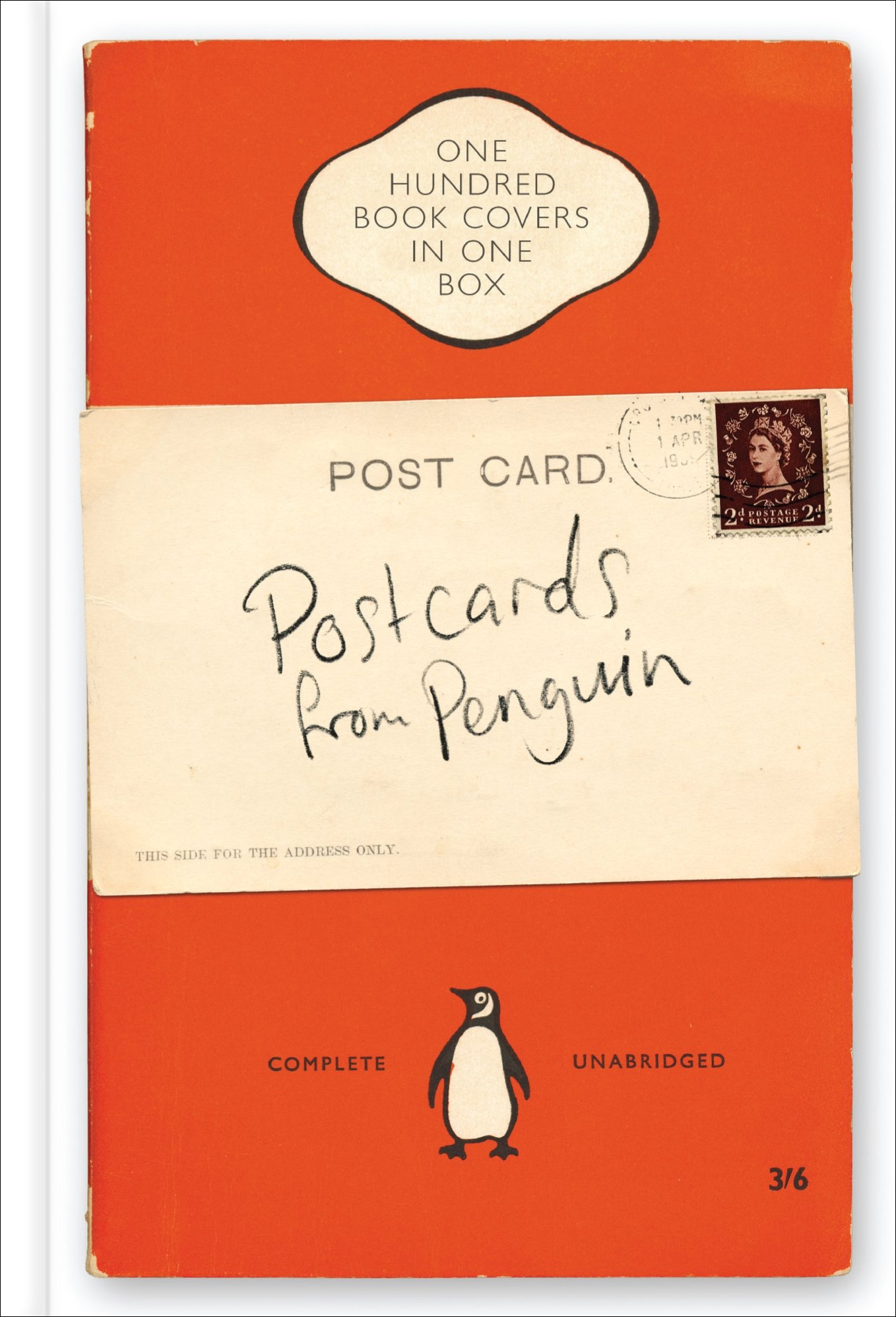 Picayune Pen | Postcards from Penguin
