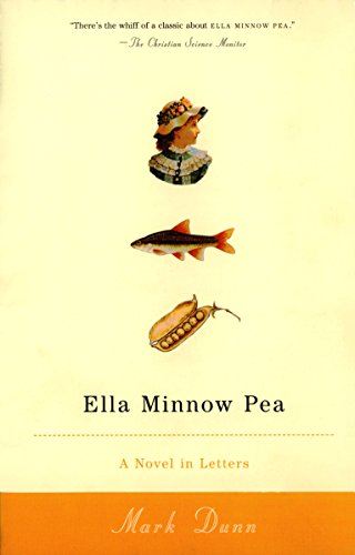 April Hayman, Author blog | Ella Minnow Pea by Mark Dunn