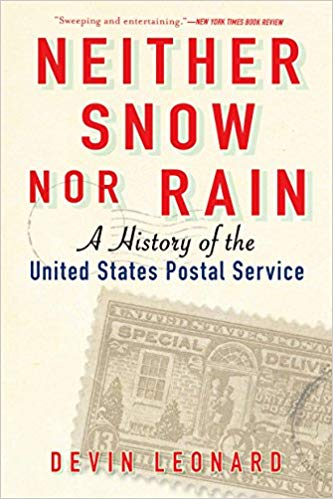 April Hayman, Author blog | Neither Snow Nor Rain: A history of the United States Postal Service