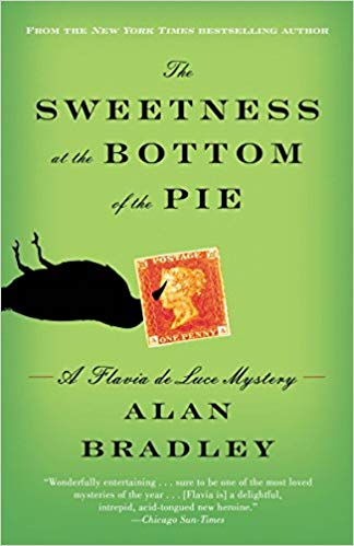 April Hayman, Author blog | The Sweetness at the Bottom of the Pie by Alan Bradley
