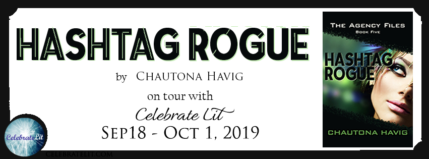 Hashtag Rogue by Chautona Havig