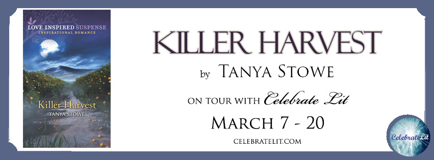 Banner for Killer Harvest by Tanya Stowe