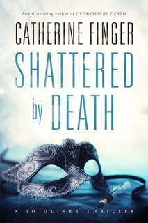 Shattered by Death book cover