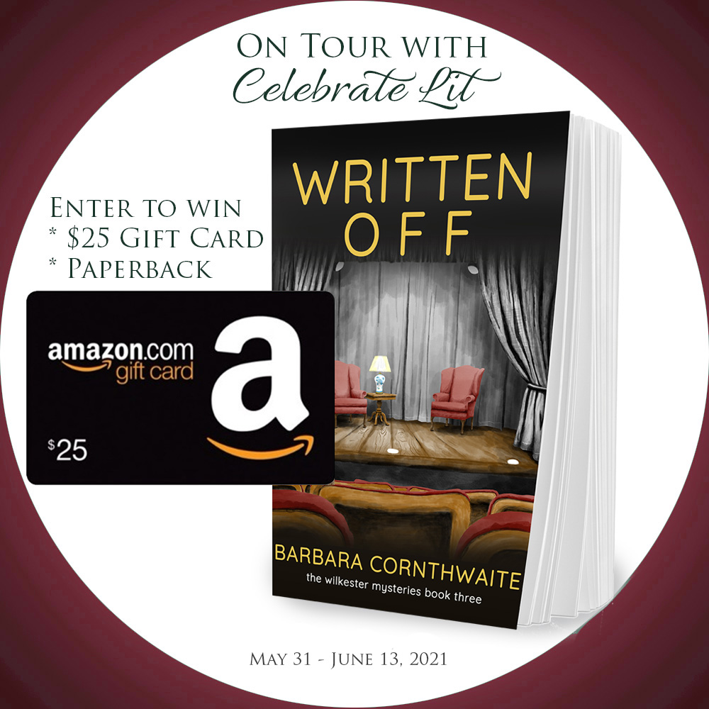 book cover with amazon gift card representing the giveaway prizes